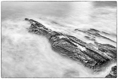 Photograph - Estacas Beach Galicia Spain by Pablo Avanzini