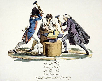 Estates General, 1789 Art Print