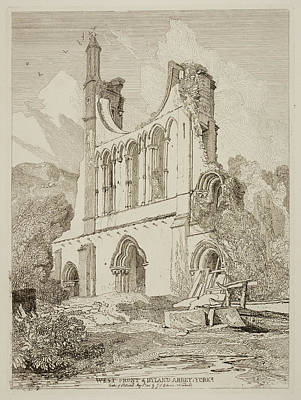 Etchings By John Sell Cotman Art Print by British Library