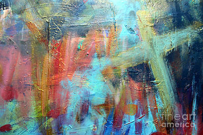 Painting - Ethereal by Stacey Zimmerman
