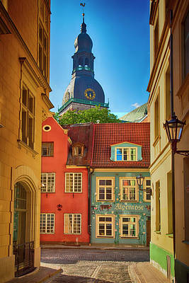 Europe, Estonia, Tallinn Art Print by Jaynes Gallery
