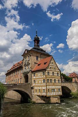 Europe, Germany, Bamberg, Altes Art Print by Jim Engelbrecht