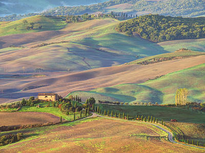 Europe, Italy, Tuscany Art Print by Julie Eggers