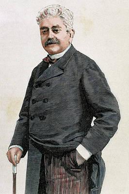 Evaristo Arnaus Y De Ferrer (1820-1890 Art Print