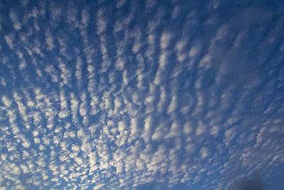 Photograph - Evening Sky by David Pyatt
