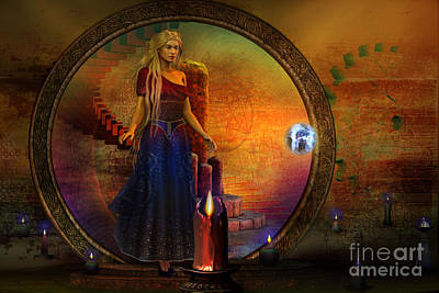 Evermore Art Print by Shadowlea Is