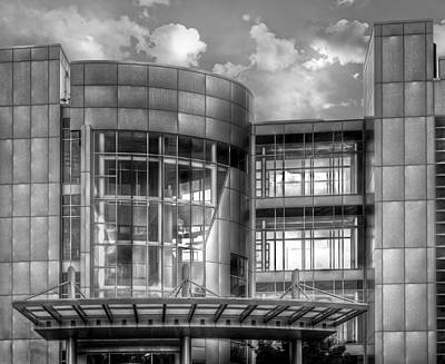 Photograph - Exeter Hospital by Rick Mosher