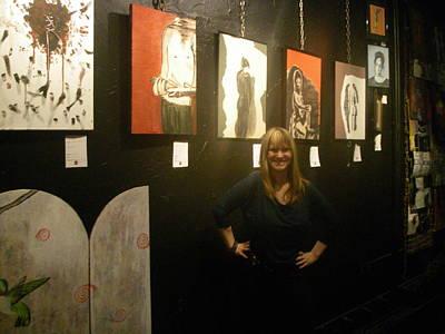 Mixed Media - Exhibit by Cynthia Hilliard