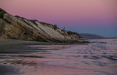 Photograph - Exploring Santa Barbaras Coastal Charms by George Rose