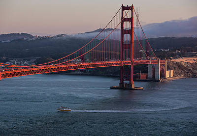 Photograph - Exploring The San Francisco Bay Area by George Rose
