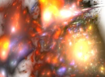 Explosion Art Print by Steve K