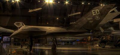 F-117 Stealth Fighter Art Print