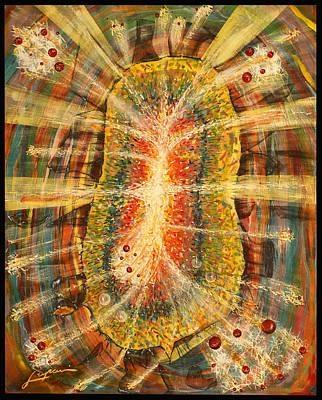 Painting - Fabric Of Life by Thomas Lupari