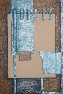 Mixed Media - Fading Dreams by Steve  Hester