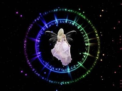 Digital Art - Fairy Portal by Rhonda Barrett