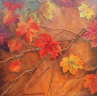 Fall Festival  #  031 Art Print
