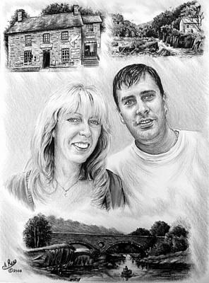 Family Commissions Art Print