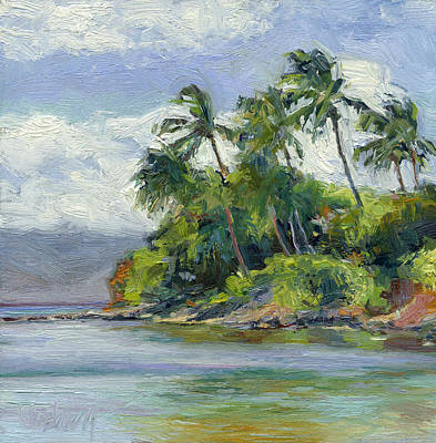 Haleiwa Painting - Family Day by Stacy Vosberg
