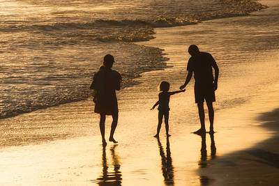 Photograph - Family Time by Joan Herwig