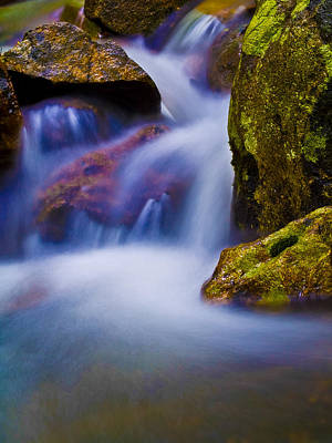 Photograph - Fantasy Stream by Jim DeLillo