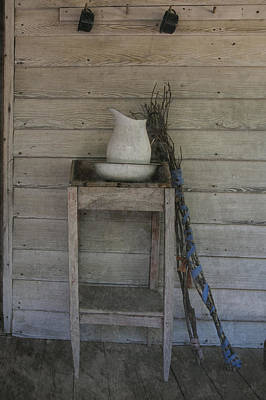 Photograph - Farm Still Life by Sally Simon