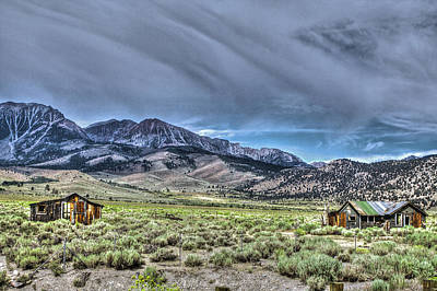 Photograph - Farrington Ranch 2 by SC Heffner