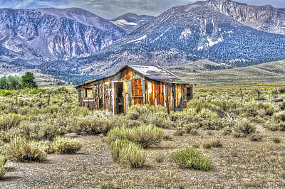 Photograph - Farrington Ranch by SC Heffner
