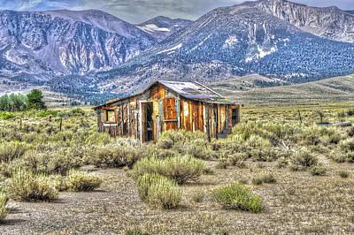 Photograph - Farrington Ranch by SC Heffner