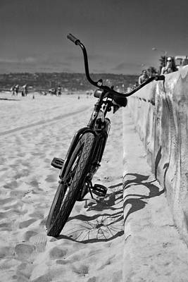 Mission San Diego Photograph - Fat Tire by Peter Tellone