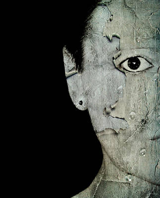 Feeling Mixed Media - Feelings by Heike Hultsch