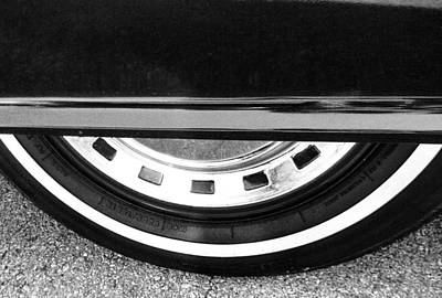 Photograph - Fender Skirt by Christy Usilton