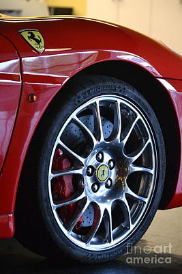 Photograph - Ferrari 430 by Dean Ferreira