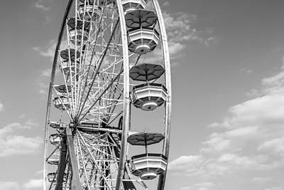 Photograph - Ferris Fun by Jessica Brown