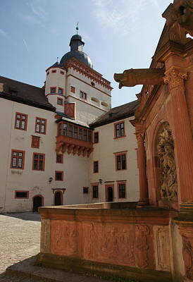 Photograph - Festung Marienberg by Christian Zesewitz