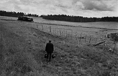 Water Droplets Sharon Johnstone - Film Noir Edgar G. Ulmer Prc Strange Illusion 1945 Conductor Narrow Gauge Rr Mcnary Az 1969 by David Lee Guss