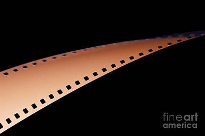 Camera Photograph - Film Strip by Tim Hester