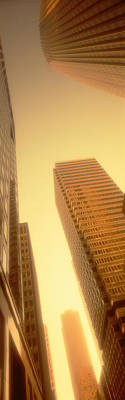 Financial District, San Francisco Art Print