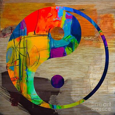 Finding Good Balance Art Print