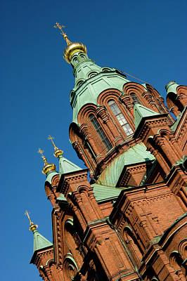 Helsinki Photograph - Finland, Helsinki by Jaynes Gallery
