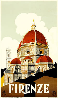 Firenza Art Print