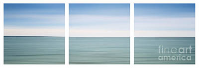 Fishers Island Sound Art Print by Sabine Jacobs