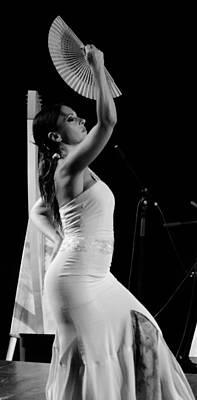 Guitars Photograph - Flamenco by Andrea Mazzocchetti