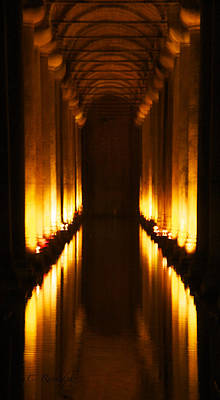 Photograph - Flaming Passage by Cheri Randolph