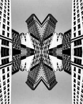 Photograph - Flip Shot Flat Iron by Keith McGill