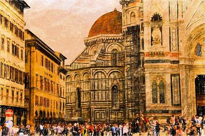 Photograph - Florence by Bill Howard