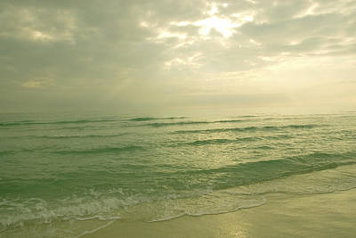 Photograph - Florida Beach by Charles Beeler