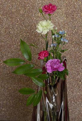 Photograph - Flower Arrangement by Masami Iida