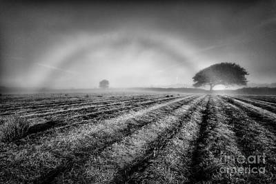 Cornish Wall Art - Photograph - Fog Bow by John Farnan