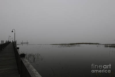 Photograph - Fog Rolling In by Dale Powell