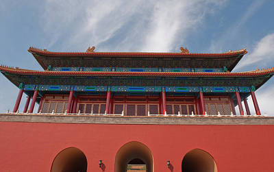 Photograph - Forbidden City by Marek Poplawski